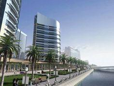 Dubai Waterfront, Multi Story Building, Luxury, City, Design, Cities