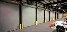Rolling Service Doors  Our comprehensive line of rolling steel doors that will meet your project specifications with ease and style.