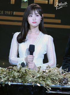 Người ta cứ mải gán ghép Song - Song mà quên mất Kim Ji Won lại đẹp đến mức này! - Ảnh 7.