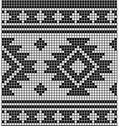Tapestry Crochet Patterns, Weaving Patterns, Embroidery Patterns, Cross Stitch Patterns, Knitting Charts, Knitting Stitches, Knitting Patterns, Crochet Chart, Filet Crochet