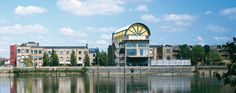 Rogers Stirk Harbour + Partners architects Thames-Wharf-Studios, Hammersmith