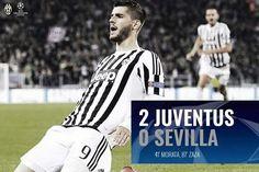 Juventus Siviglia 2-0