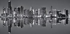 https://flic.kr/p/CH81wC | The skyline of Miami, Florida, U.S.A. / The Magic City | Miami, at Florida's southeastern tip, is a vibrant city whose Cuban influence is reflected in the cafes and cigar shops that line Calle Ocho in Little Havana. Miami Beach, on barrier islands across the turquoise waters of Biscayne Bay. This city is home to glamorous South Beach, famed for its colorful art deco buildings, white sand beaches, surfside hotels and trendsetting nightclubs. City facts courtesy…
