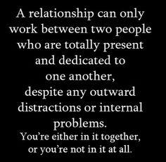 Simply put.
