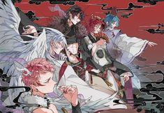 Sakuma Rei, Alice Anime, Rainbow Light, Star Art, Ensemble Stars, Anime Outfits, Drawing S, Anime Guys, Fanart
