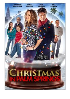 Christmas In Palm Springs Movie. Jessica has a big presentation in Palm Springs. There are a couple of problems though: her two kids who will do anything to get mom and dad back together again - even if they have to hack . Great Christmas Movies, Xmas Movies, Movies 2014, Hallmark Christmas Movies, Christmas Shows, Hallmark Movies, Holiday Movies, Christmas Christmas, Spring Movie