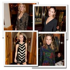 Ellie Goulding; Quentin Jones; Jemima Jones; Mary Charteris (Fotos: Reprodução/Instagram)
