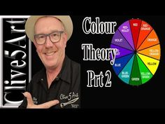 ▶ Beginners Acrylic Painting Tutorial-Color Theory Part 2 - YouTube. Please also visit www.JustForYouPropheticArt.com for more colorful art you might like to pin. Thanks for looking!