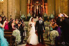 Yucatan has many beautiful churches to get married in, but this one is certainly one of our favorites! --- Yucatán tiene muchas iglesias hermosas para casarse, pero esta definitivamente es una de nuestras favoritas!  Wedding Planning Merida, Yucatan, Mexico    #boda #mexico #yucatan #merida #bodamexico #bodayucatan #bodamerida #weddingplanning #bodasdestino #destinationwedding #dwp #charmingstudio