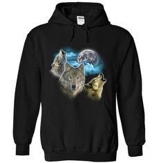 Wolf - #cool hoodies #cool hoodies for men. SATISFACTION GUARANTEED => https://www.sunfrog.com/Pets/Wolf-5609-Black-Hoodie.html?id=60505