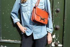 DENIM ON DENIM | Mark D. Sikes: Chic People, Glamorous Places, Stylish Things