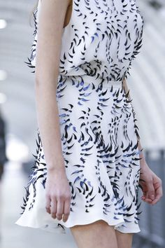 Iris Van Herpen Ready To Wear Spring Summer 2015 Paris - NOWFASHION