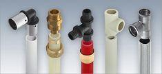 Сантехник ...: Виды труб для водопровода