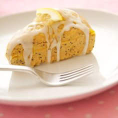lemon poppyseed scones: julie and i whipped these up this evening and they are just amazing! came from a highly-rated recipe.