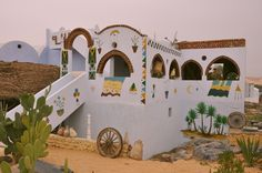 Nubian Home | by clarktom845