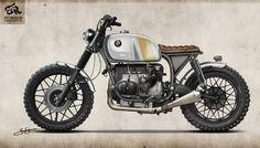 ER Motorcycles R100RT