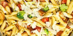 Caesar Pasta Salad Horizontal