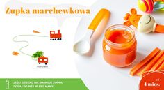 zupka marchewkowa Hot Sauce Bottles, Food And Drink, Baby, Newborn Babies, Infant, Baby Baby, Doll, Babies, Infants