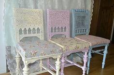 monikaminea / Romantické stoličky