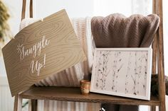 Handmade Mountain by Aisle Society, presented by Minted  | The Budget Savvy Bride