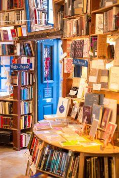 Atlantis Bookshop, Oia, Santorini