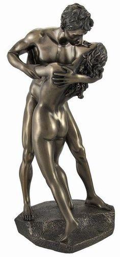 Elegant Lover/'s Dance Embrace 3-D Wall Art Sculpture ~ Bronze Finish ~ Graceful