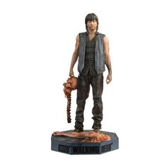 Whether wielding his trusty crossbow or a simple bowling ball, The Walking Dead's resident man of action Daryl Dixon is not someone to be trifled with. This int