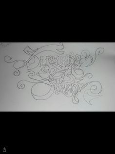My Tattoo design 3:Sleeping with sirens