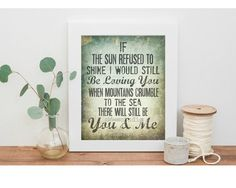 Led Zeppelin Lyric Art Print 8x10 Song Lyric art by gbloomstudio
