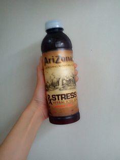 Arizona Stress Relieve iced tea drink
