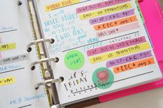 How to- planner