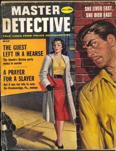 Master Detective March 1959