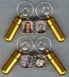 M8,Cremation Jewelry,Memorial Urn,Keepsake Urn,Cremation Urn,Key Chain Urn,Urn #KeepsakeCremationUrns