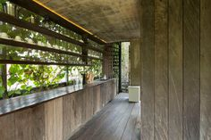 This Wooden House Combines Art and Abstract Room Shapes   ÜBERWELL™