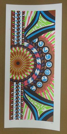 Original silkscreen concert poster for Phish at the Cross Arena in Portland, ME in 2016. It is printed on Watercolor Paper with Acrylic Inks and measures around 10x22.  Print is signed and numbered out of only 100 by the artist Tripp.