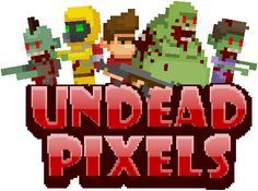 Undead Pixels, by @RevoLabGames on #Android! #indiegames #videogames #gamesinitaly