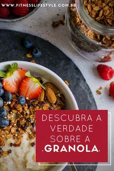 GRANOLA é ou ou não, um bom alimento pra saúde? Veja quais são os benefícios, os malefícios, e se você deve ou não consumir granola no seu dia a dia...