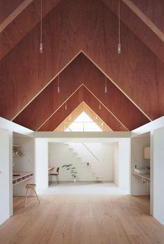 simplicity love: Koya No Sumika, Japan | mA-style Architects