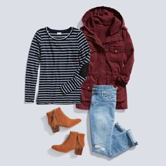 Love this entire outfit! (Would need a similar shirt, this one was too fitted) Stitch fix stylist, hook a girl up!