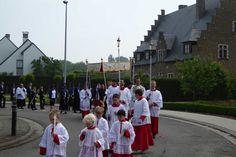Fête-Dieu 2016 : Institut Mater Boni Consilii, Dendermonde (B)