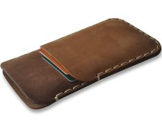 Dual-colored Brown and Light Brown Jolla Smartphone by HAPPER