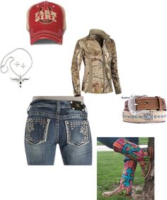 Me, created by cowgirl14 on Polyvore