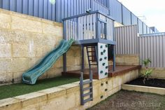 Lime & Mortar: Outside: Kids Play Area