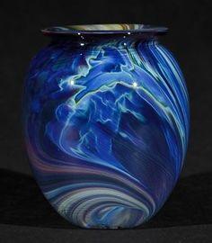 This Corona Vase by Josh Simpson