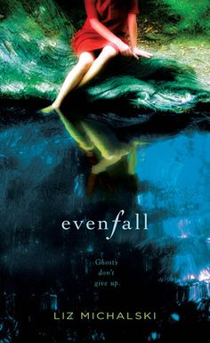 Even Fall by Liz Michalski- A really fast read with great charactors.  I found her much like Sarah Addison Allen but with her own personal twist.