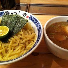 """Tujita"" is famous japanese noodle restaurant! in Tokyo!"