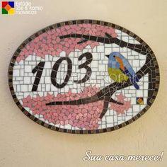 numero com mosaico - Pesquisa Google