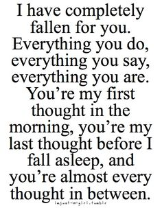 love relationship couple boyfriend long distance i love you BF love quotes Relationship Quotes boyfriend quotes couple quotes long distance relationship quotes quotes for him long distance relatiomship Love Quotes For Her, Soulmate Love Quotes, Great Quotes, Quotes To Live By, Inspirational Quotes On Love, Fallen For You Quotes, Quotes About First Love, Having A Crush Quotes, Crazy About You Quotes