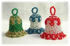Christmas Bell Ornament Pattern