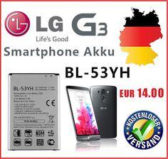 lg G3 handy phone akku,Alle Ersatz für LG BL-53YH Smartphone/Handy-Akku mit hoher Qualität. Die Akkus für LG gewähren optimale Energielösungen für unterwegs.  Qualität steht bei uns an erster Stelle! Alle LG BL-53YH Akkus sind Neu! Die kompatiblen Akkus für LG G3 D850 D855 VS985 F400 sind für den Einsatz als Ersatz- oder Zweitakkus perfekt geeignet.